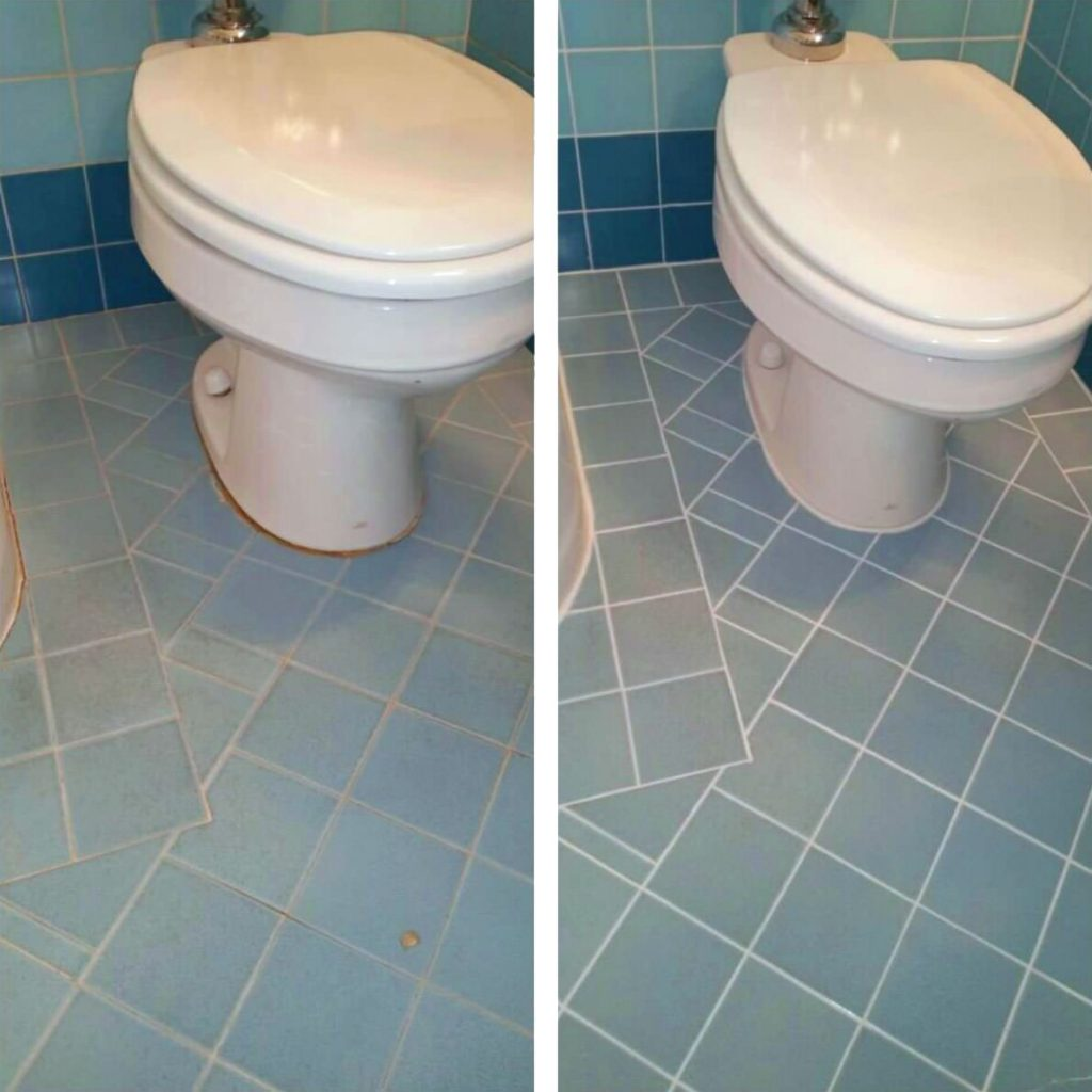 Tile And Grout Cleaning And Restoration Gallery Artistic Associates - Bathroom tile restoration