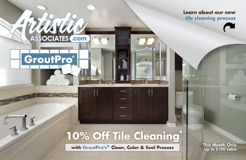 Tile Cleaning Promo