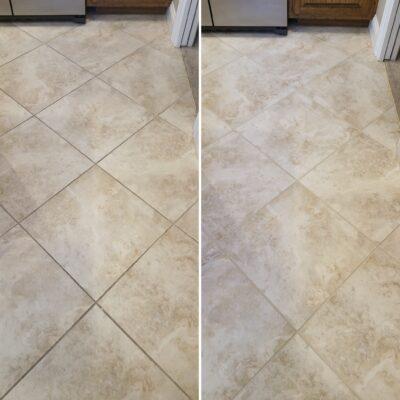 Floors color seal